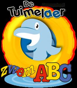 logo tuimelaer zwemschool zwem abc diploma